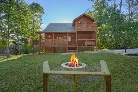 Laurel Creek: 3 Bedroom Gatlinburg Cabin Rental