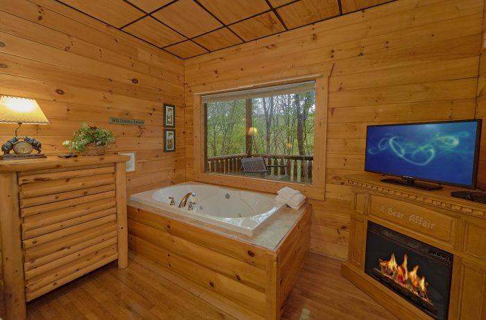 Sky Harbor Cabin with Scenic Views - A Bear Affair