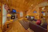Living Room in Cabin