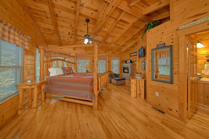 Private 2 Bedroom Cabin Rental Sevierville Cabin Rentals