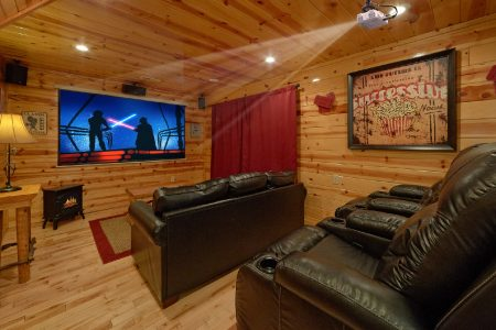 Four Seasons: 2 Bedroom Sevierville Cabin Rental