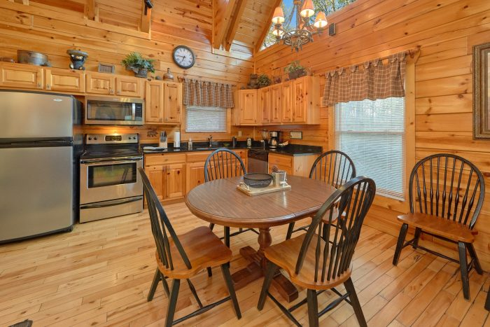 Kitchen with Stainless Steel Appliances - A Bear Endeavor