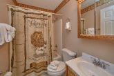 Full Bath Room in Each Bedroom