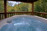 Gatlinburg Honeymoon Cabin with Hot Tub and View