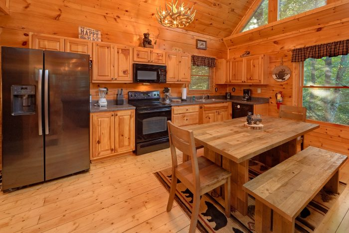 Property Photo - A Bear's View