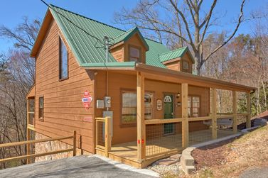2 Bedroom Cabins in Gatlinburg TN in the Smoky Mountains