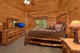 Pigeon Forge Cabin with 2 Queen Beds