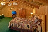 2 Bedroom Cabin with Loft Bedroom Sleeps 8