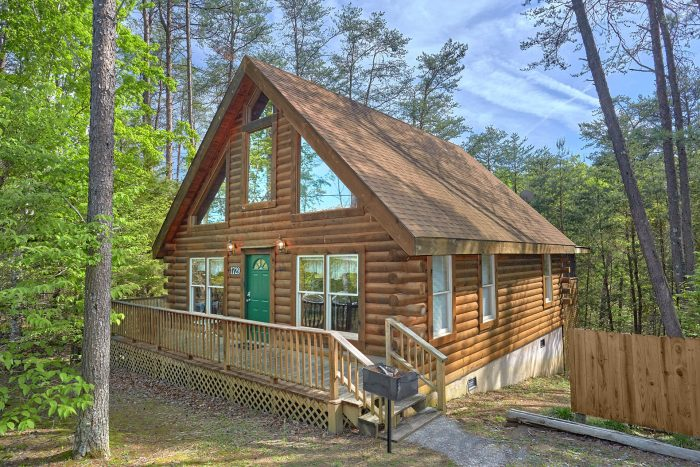 A Gift From Heaven Cabin Rental Photo