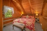 Cabin with King Bed in Loft Area