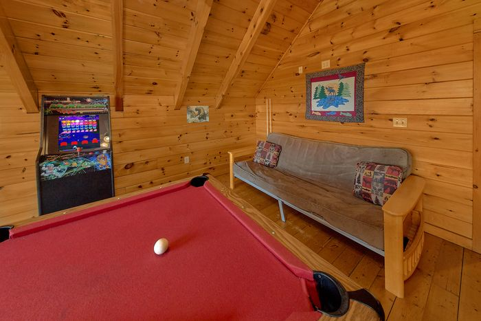 Views from the Cabin - A Lazy Bear's Hideaway