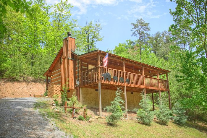 A Love Nest Cabin Rental Photo