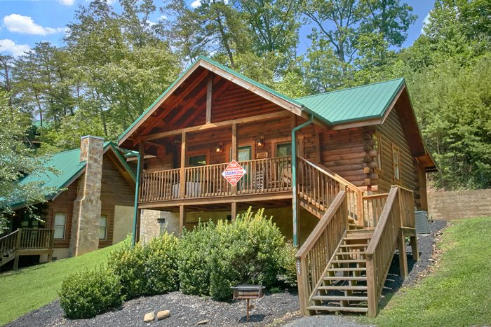 A lovers retreat 1 bedroom cabin rentals in pigeon forge tn - 1 bedroom cabin in gatlinburg tn ...