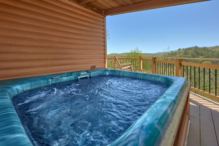 Private Hot Tub with Views - A Mountain Haven