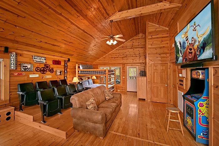 4 Bedroom Premium Theater Room - A Mountain Paradise