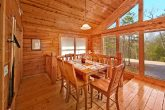 Premium Cabin that Features a Game Table