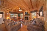 Premium 4 Bedroom Cabin with a Living Room