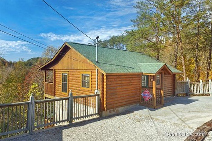 A Mountain Retreat Cabin Rental Photo