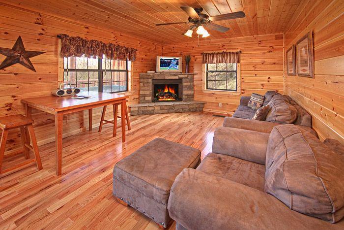 Hidden Springs Resort Dollywood Cabin Rental