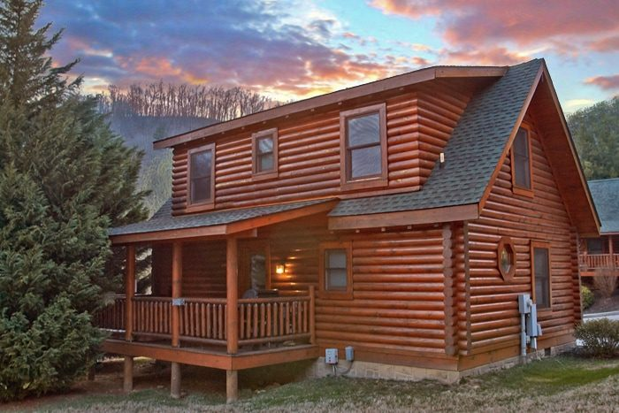 Luxurious Wears Valley 2 Bedroom Cabin - A Rocky Top Memory