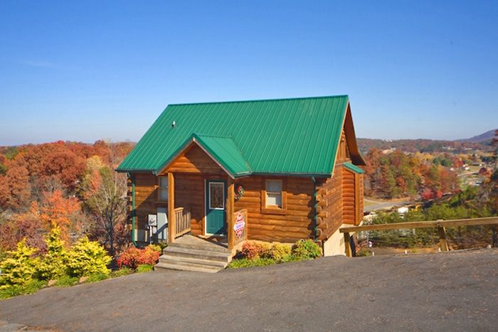 A Romantic Journey Cabin Rental Photo