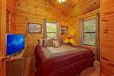 Rustic 1 Bedroom Cabin with a King Bed