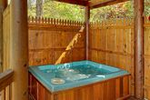 Smoky Mountain Pigeon Forge Rustic Cabin