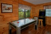 Game Room with Air Hockey and Video Arcade