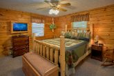 3 Bedroom Cabin with Private Queen Bedroom
