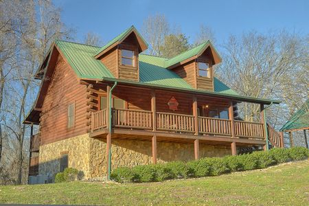 Eagles Rest: 4 Bedroom Sevierville Cabin Rental