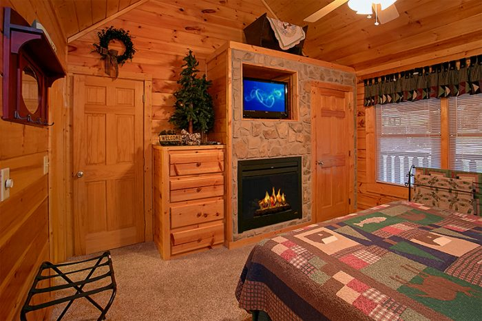 Premium 2 Bedroom Cabin with Luxurious King Beds - A Smoky Mountain Jewel