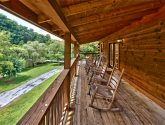Pigeon Forge 2 Bedroom Cabin near Downtown
