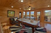 5 Bedroom Cabin with Pool Table and Air Hockey