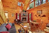 Gatlinburg Cabin with Fireplace in Living Room