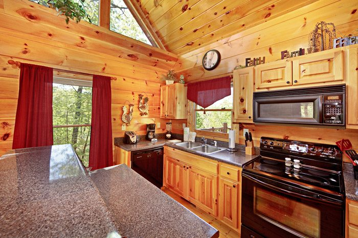 Fully Equipped Gatlinburg Cabin Rental - A Tennessee Treasure