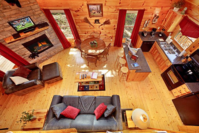 Gatlinburg Open Floor Plan - A Tennessee Treasure