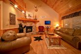 2 Bedroom Pigeon Forge Cabin with Fireplace