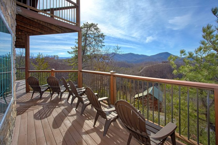 A View For All Seasons Cabin Rental Photo