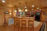 5 Bedroom Gatilnburg Cabin with 5 King Beds