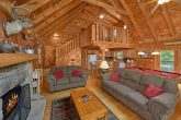 Rustic Cabin with TV, Fireplace and Blu Ray DVD