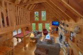 2 Bedroom Cabin with Fireplace and Pool Table
