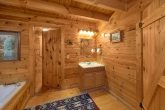 Rustic Cabin with Private Bath in Master Bedroom