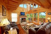 Cabin with Spacious Living Room
