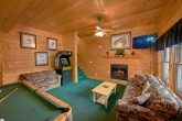 3 Level 7 Bedroom Cabin with Game Room