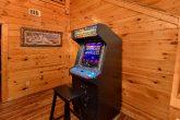 Arcade Game 2 Bedroom Cabin Sleeps 8