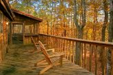 Wears Valley 2 Bedroom Cabin with Wooded View