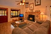 Rustic Cabin with Fully Furnished Living Room