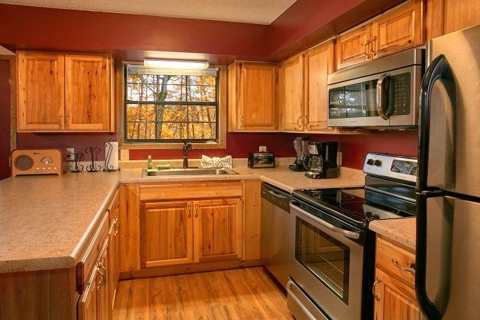 Wears Valley Cabin with Modern, Full Kitchen - Alpine Retreat
