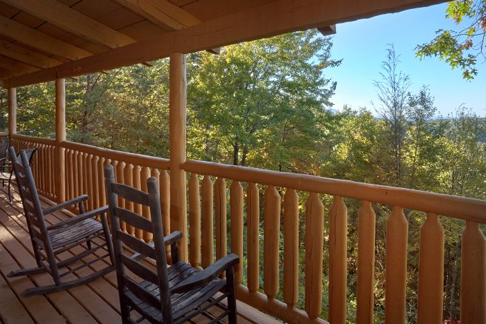 1 Bedroom Cabin Sleeps 6 with Views - Amazing Sunset