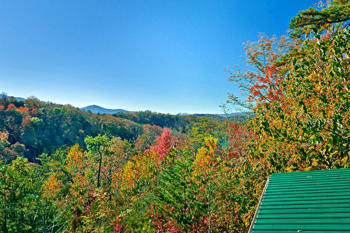 ... Smoky Mountain Views From Cabin   Amazing View ...